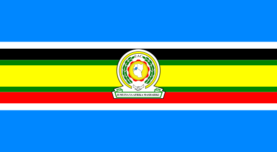 flag of the east african community