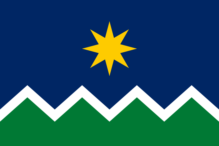 Flag proposal for Idaho I made in 2009.