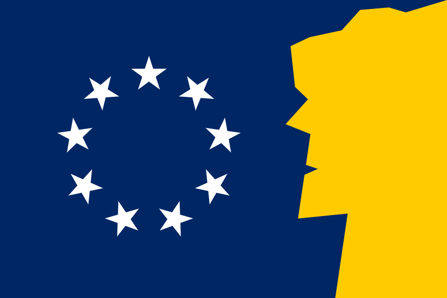 Flag proposal of New Hampshire I made in 2009.