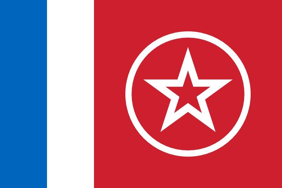 Flag proposal for Transnistria I made in 2009.