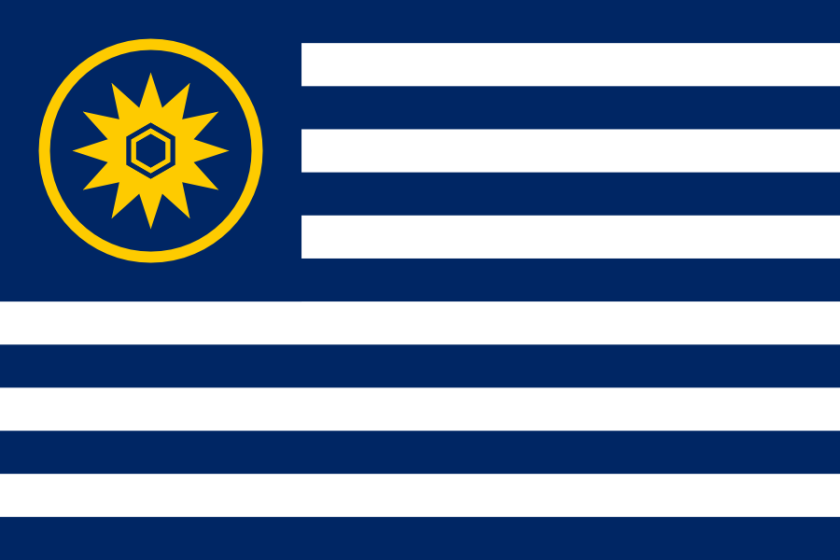 Flag proposal I made for Utah in 2009.