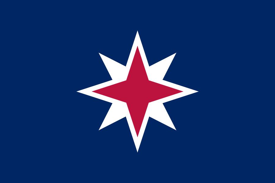 Proposed flag of the British Republic