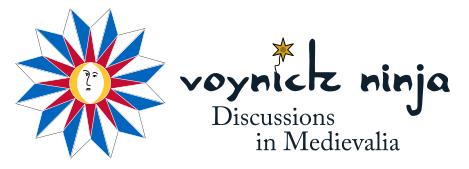 Voynich Ninja logo