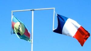 Flags of New Caledonia / Drapeaux de Nouvelle Calédonie