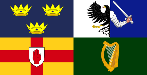 Four Provinces flag