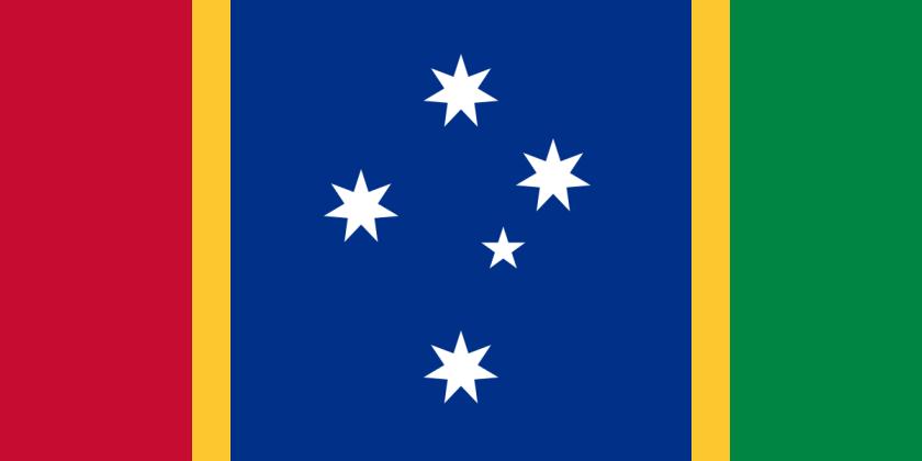 The Triptych of Australia