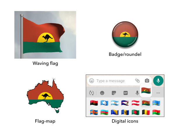 Mock-ups for The Ancient Land